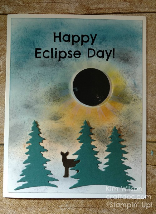 Eclipse card by craftdoc