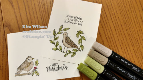 Stampin Blends 5