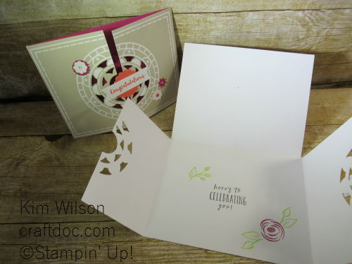 Mixed Medallions, Stampin Up!