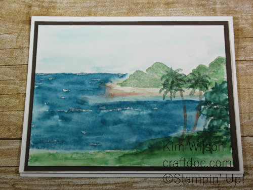 Stampin' Up, Thailand, Waterfront