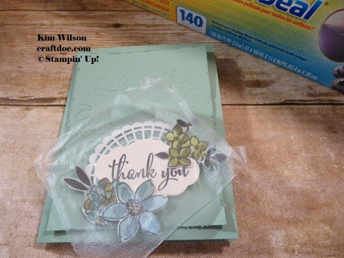 Love What You Do, Stampin' Up