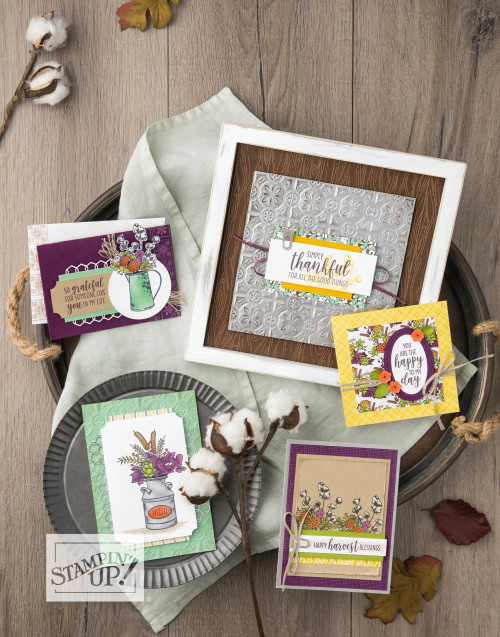 Country Lane, Stampin Up