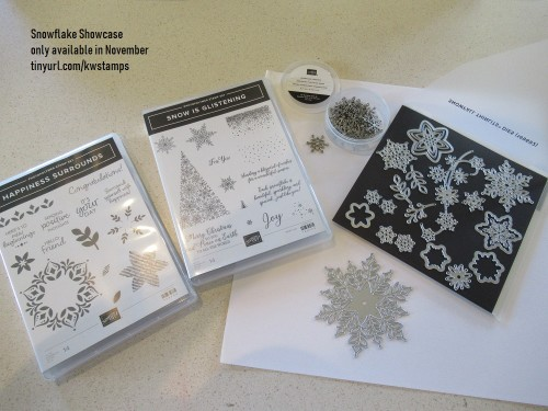snowflake showcase products