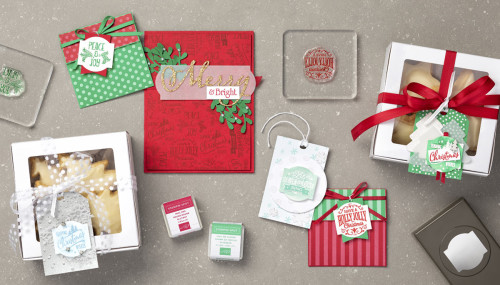 ChristmasTraditions, Stampin' Up