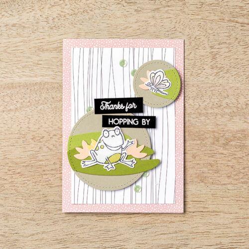 Stampin' Up! So Hoppy Together
