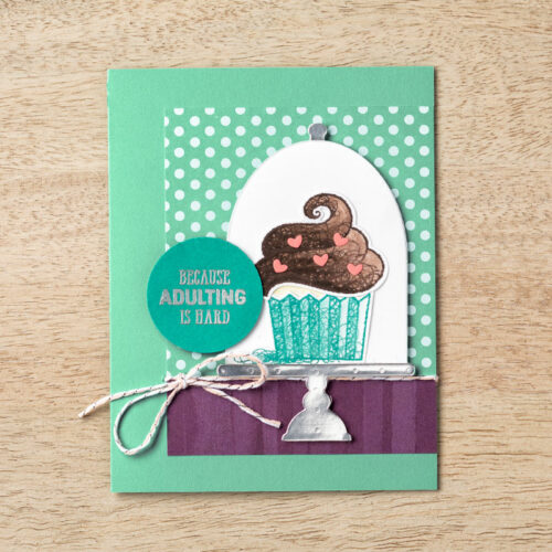 Stampin' Up!, Hello Cupcake
