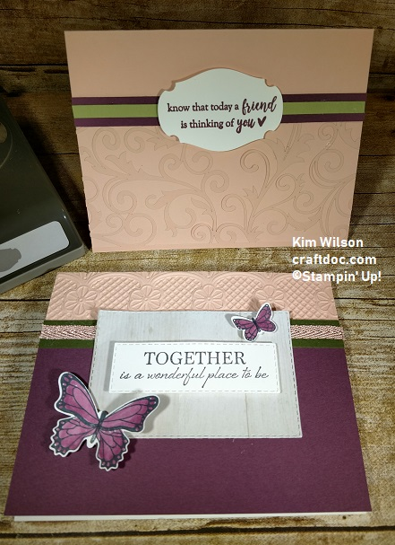 Wonderful Romance, Stampin' Up!