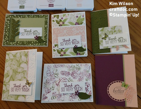 Stampin' Up!, Wonderful Romance