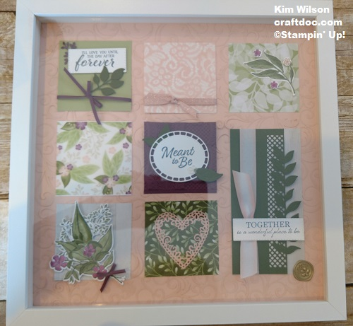 Floral Romance Sampler, Wonderful Romance, Stampin' Up!