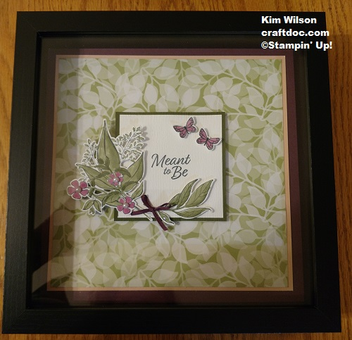 Floral Romance Sampler, Wonderful Romance, Stampin' Up