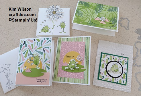 So Hoppy Together, Hop Around Framelits Dies, Stampin' Up!